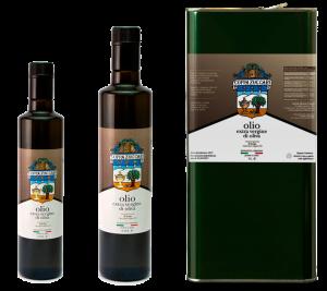 Olio Extra Vergine di oliva Coppa Zuccari